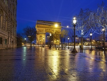Historische straatverlichting